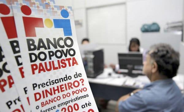 empréstimos do banco do povo paulista