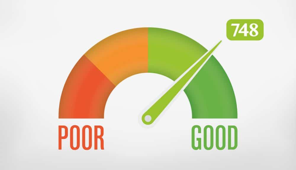Saiba como funciona a pontuação de crédito de 0 à 1000